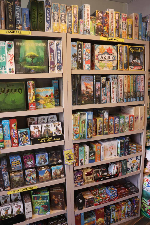 Notre catalogue de jeux à Belfort