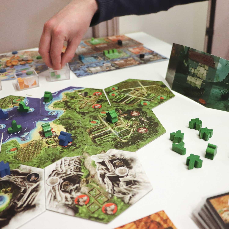 Un jeu pour réfléchir chez Agartha à Belfort